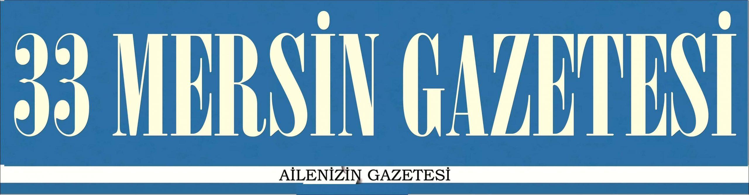 33 Mersin Gazetesi
